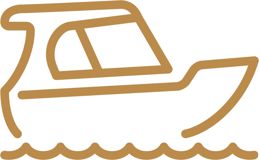 Servizio di noleggio barche per pesca e immersioni