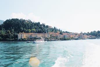 Bellagio dal Lago di Como