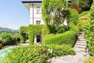 Panoramica di Villa Benedetta