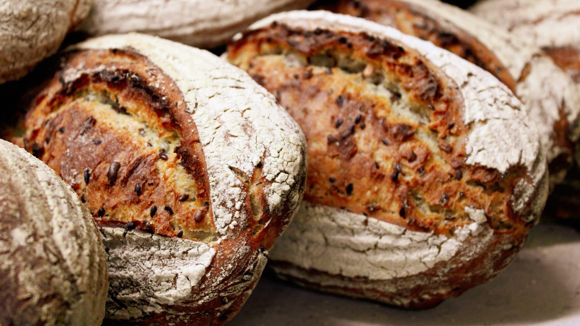 Ciabatta di pane fresco - myhomeincomo
