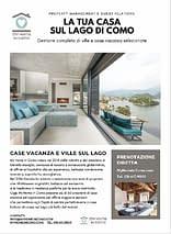 La tua casa vacanze sul Lago di Como