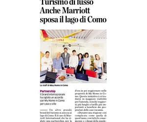 Il Marriott sceglie come partner My Home in Como